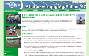 Website Pallas'67